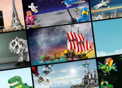 lego zoom backgrounds