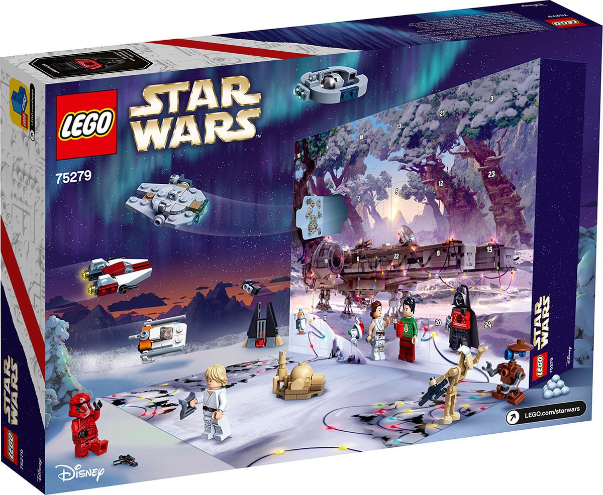 Brickfinder Lego Star Wars 2hy 2020 Official Images
