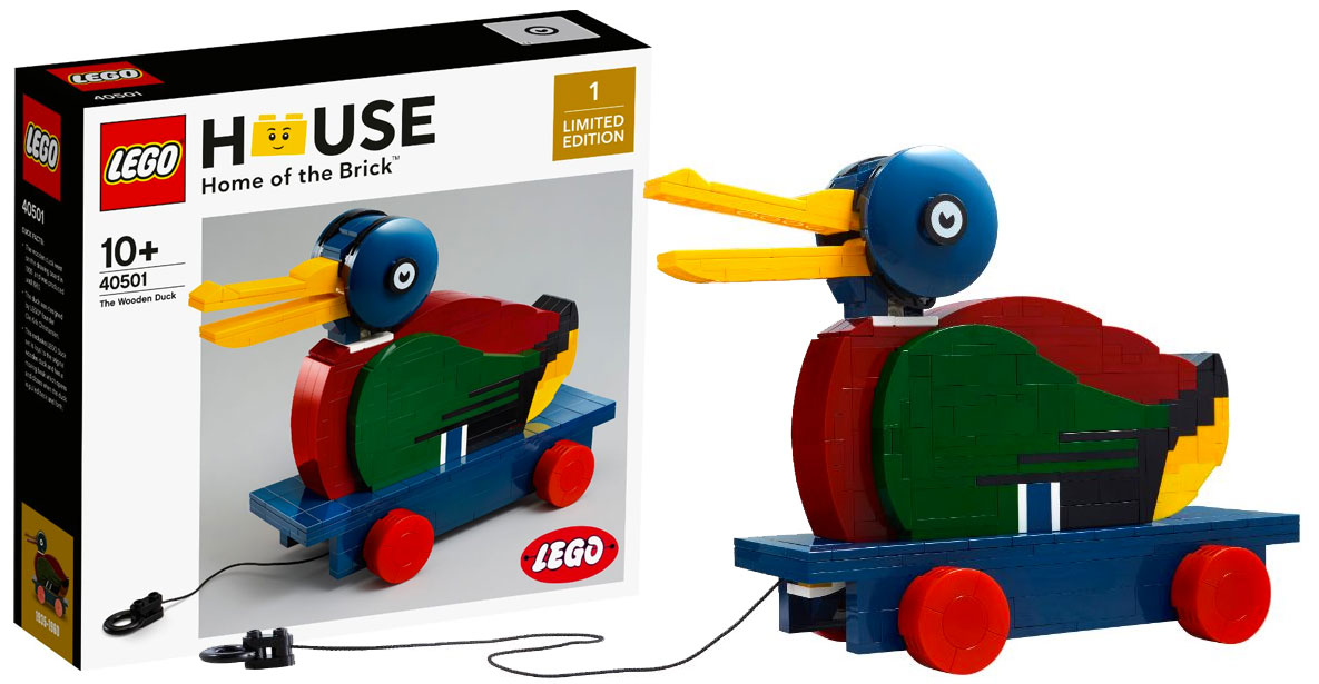 LEGO-House-The-Wooden-Duck-40501