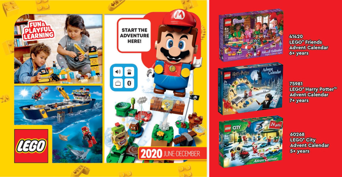 Brickfinder   LEGO 2HY Catalogues Now Available for Download!