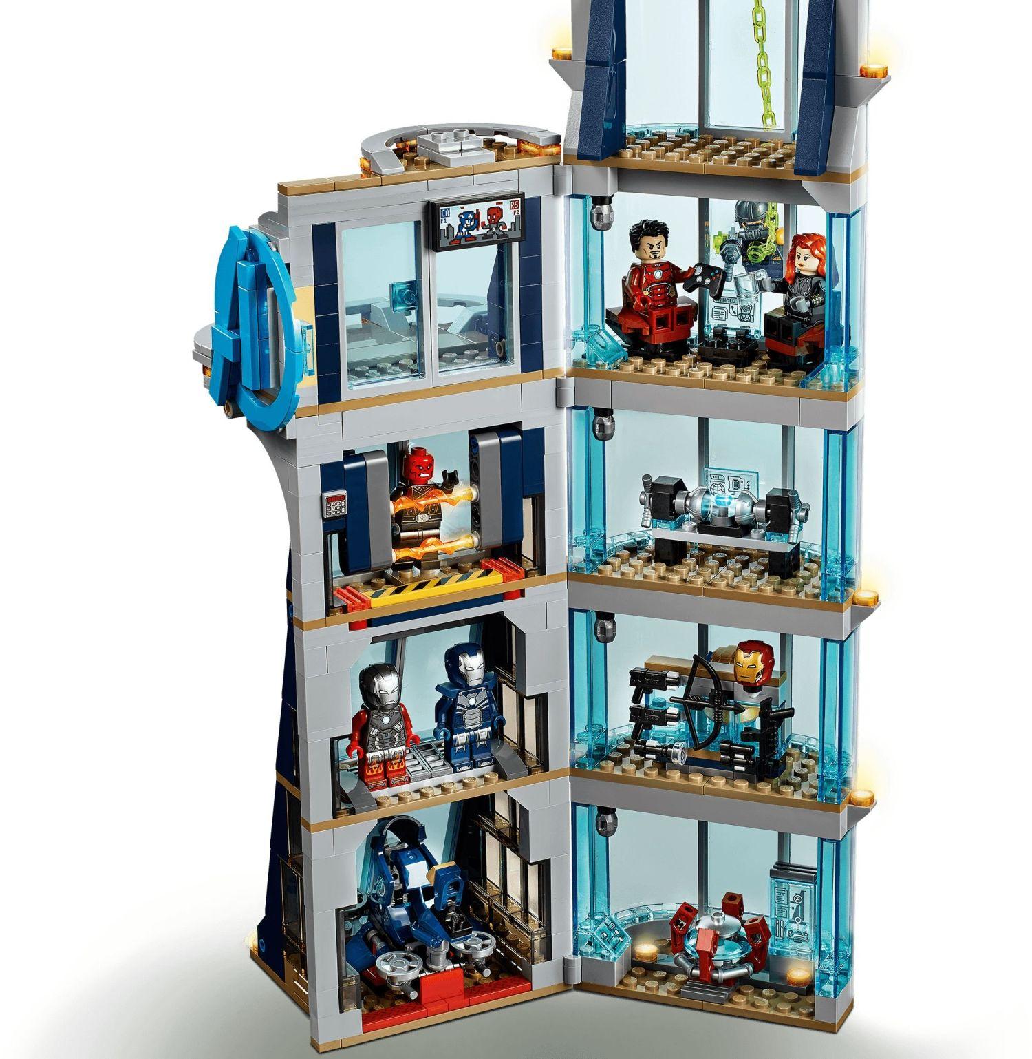 Brickfinder - LEGO Marvel Summer 2020 sets Launching June ...