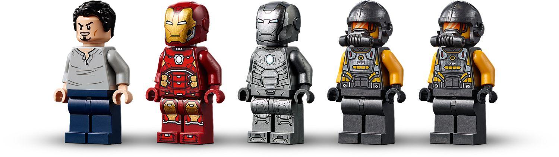 LEGO Iron Man Armoury 76167