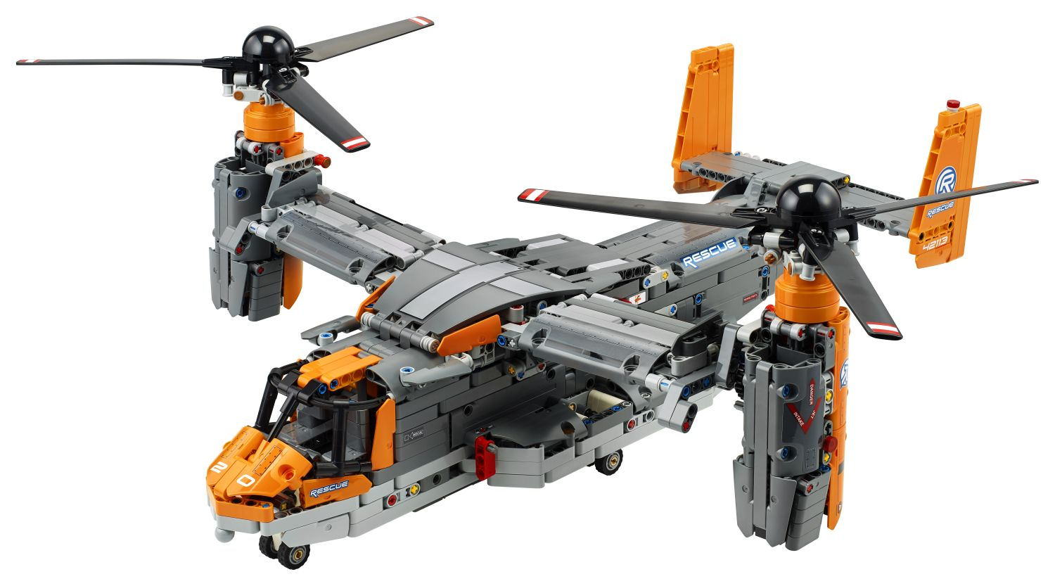 Brickfinder - LEGO Technic 2HY 2020 Official Images!