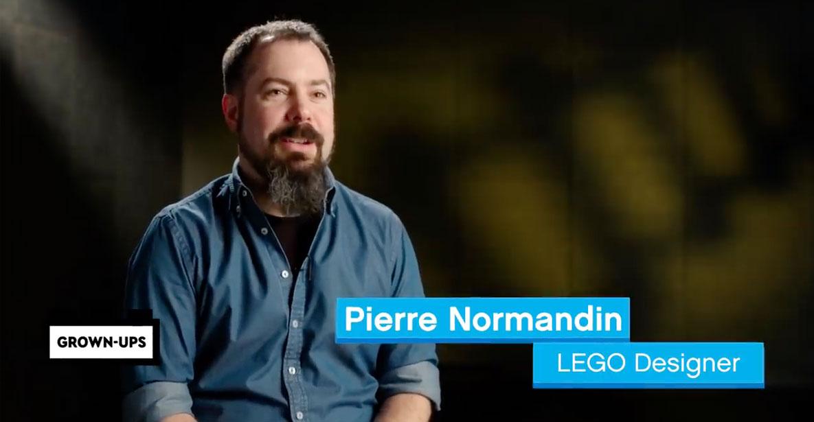 Crocodile Locomotive (10277) Designer Video