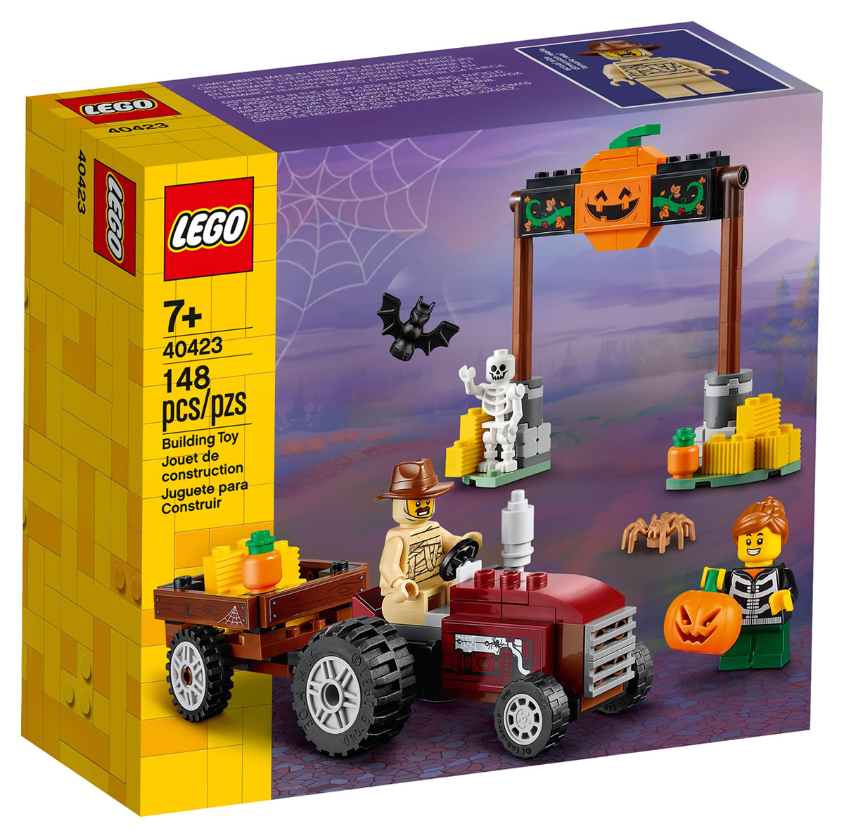 LEGO Seasonal Halloween Hayride (40423)