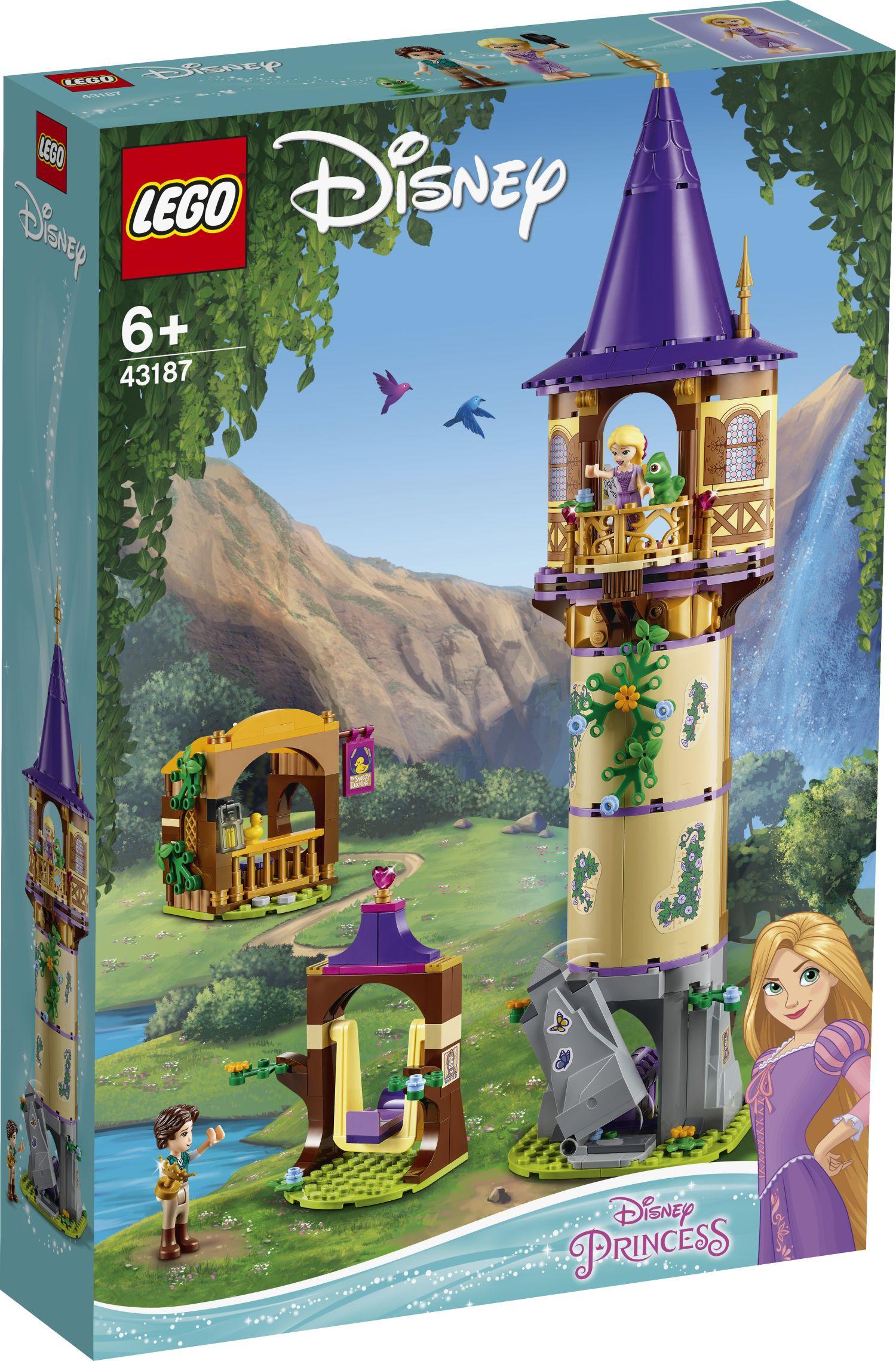 Brickfinder New Lego Disney Princess 2020 Official Images
