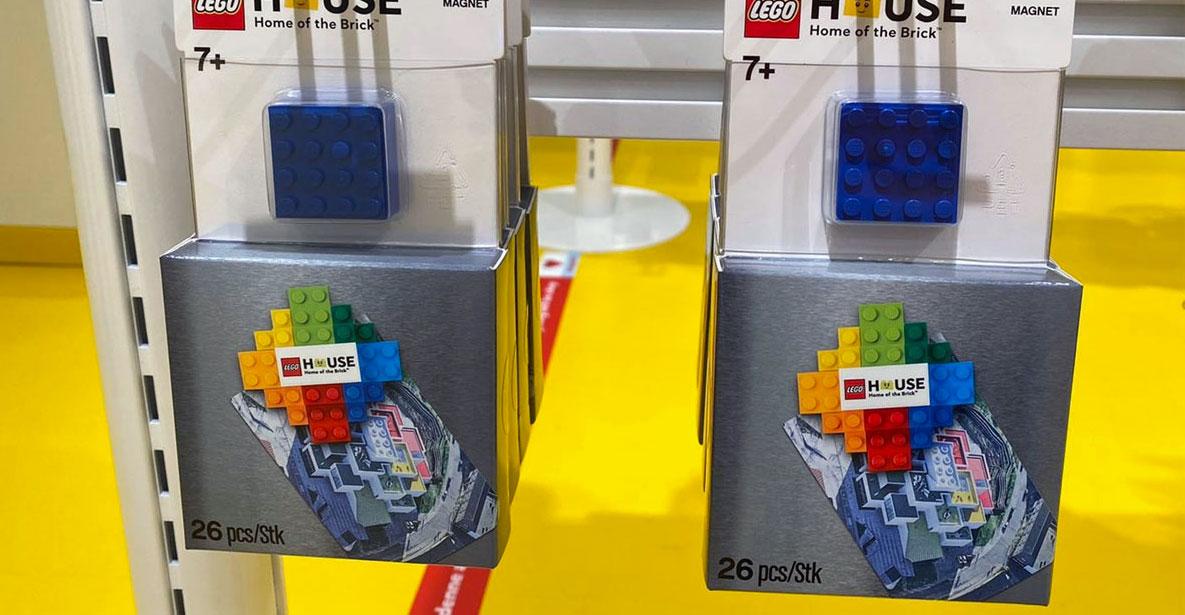 LEGO House Magnet (854915)