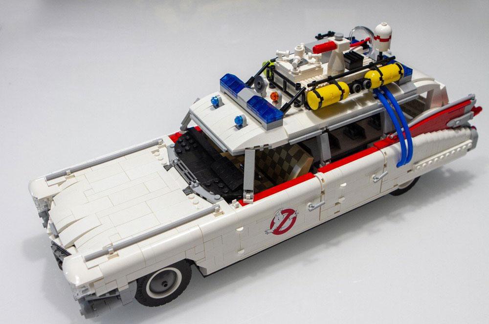 Brickfinder - LEGO UCS Ghostbusters Ecto-1 Rumoured
