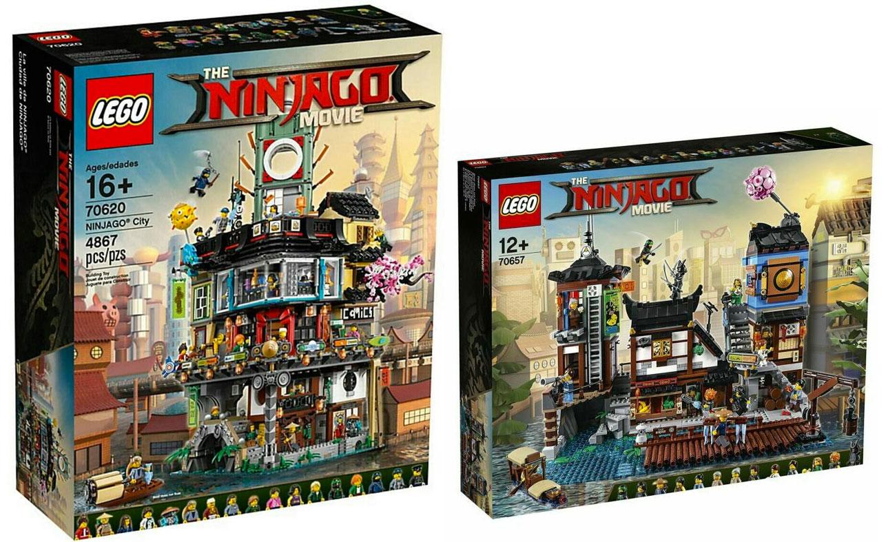 Brickfinder - LEGO Gardens of Ninjago City (71741) Coming ...