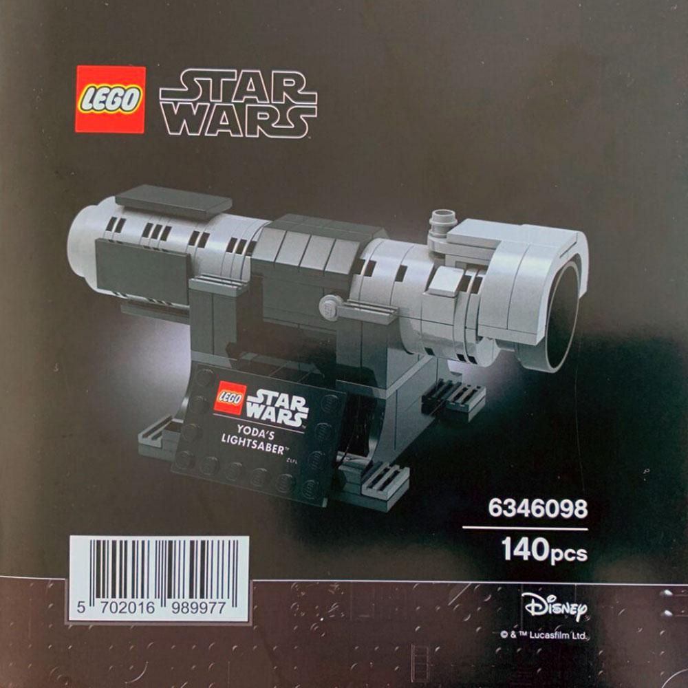 LEGO Star Wars Yoda's Lightsaber