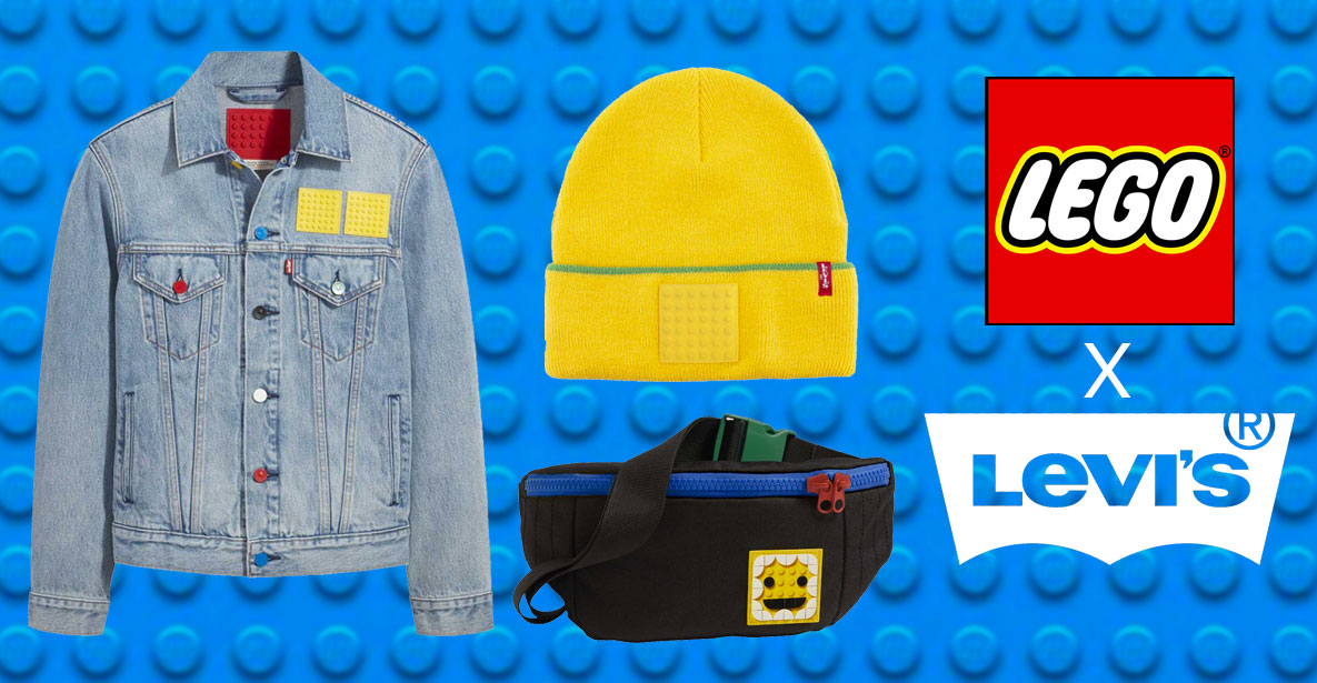 LEGO + Levi's