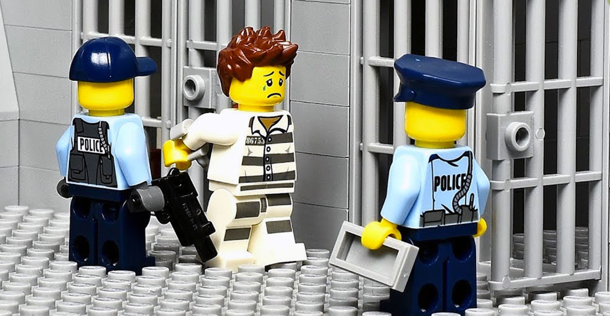 lepin goes to jail