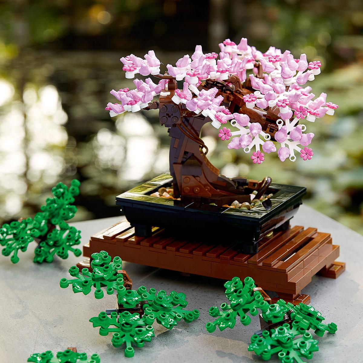 Brickfinder Lego Botanical Collection Official Images And Designer Video