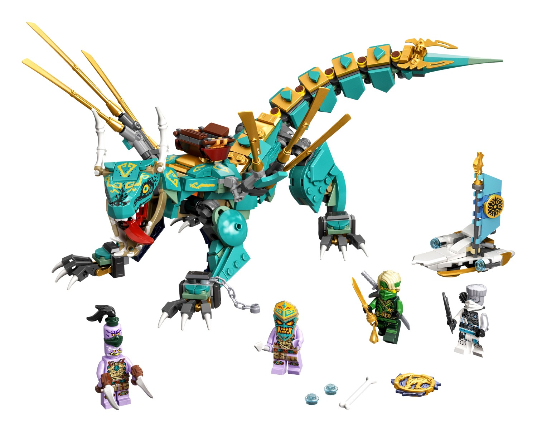 Brickfinder - LEGO Ninjago: The Island Sets First Look!