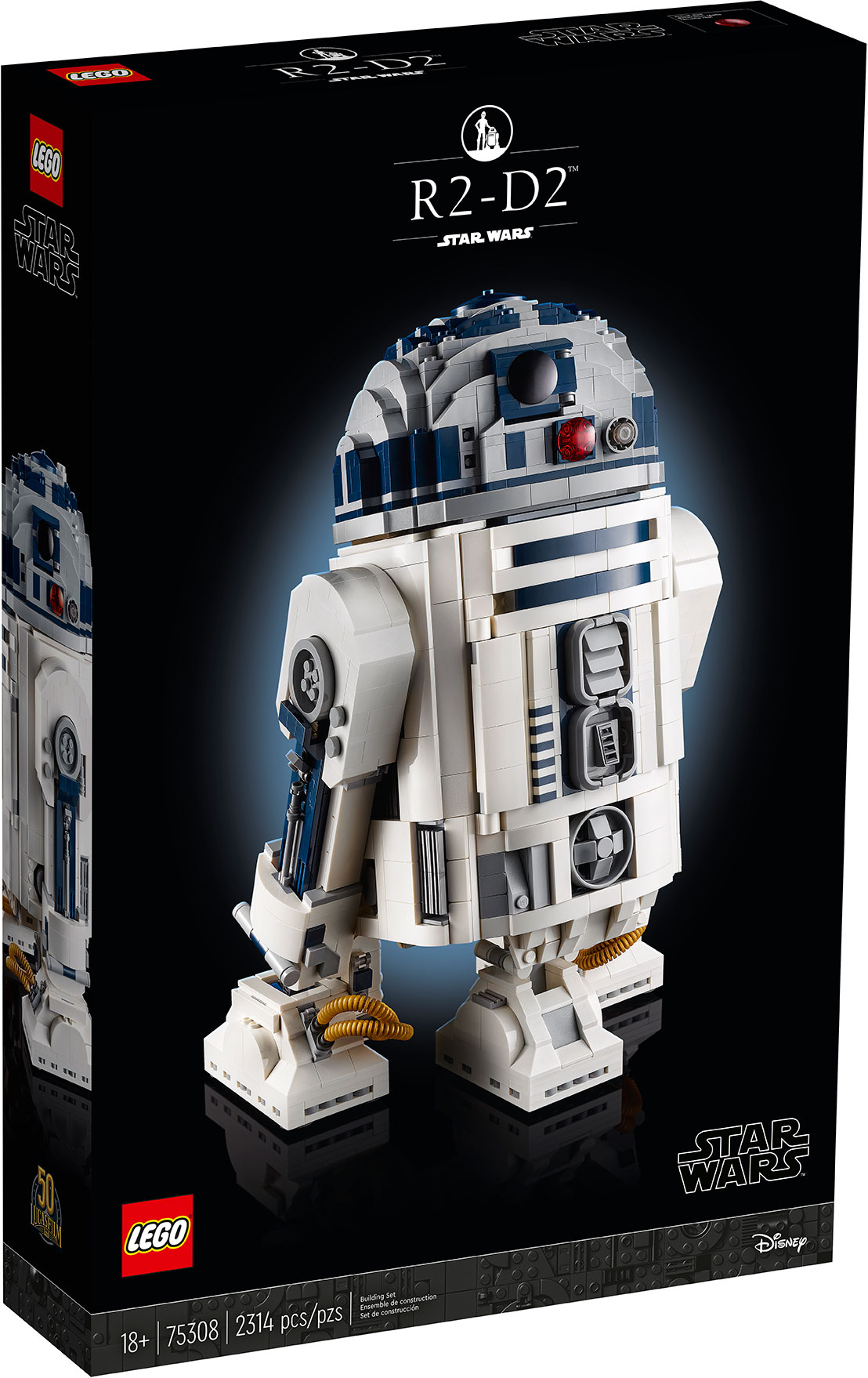LEGO Star Wars R2-D2 (75308)